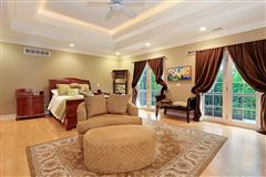 Mansions in grand rental home with the best of everything