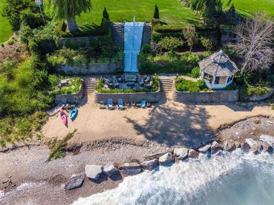 Executive rental on lake michigan mansions
