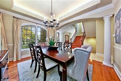 Luxury homes in beautiful brick and stone six bedroom rental home