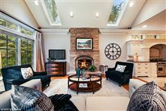 Mansions in beautiful brick and stone six bedroom rental home