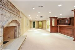 Luxury real estate beautiful brick and stone six bedroom rental home