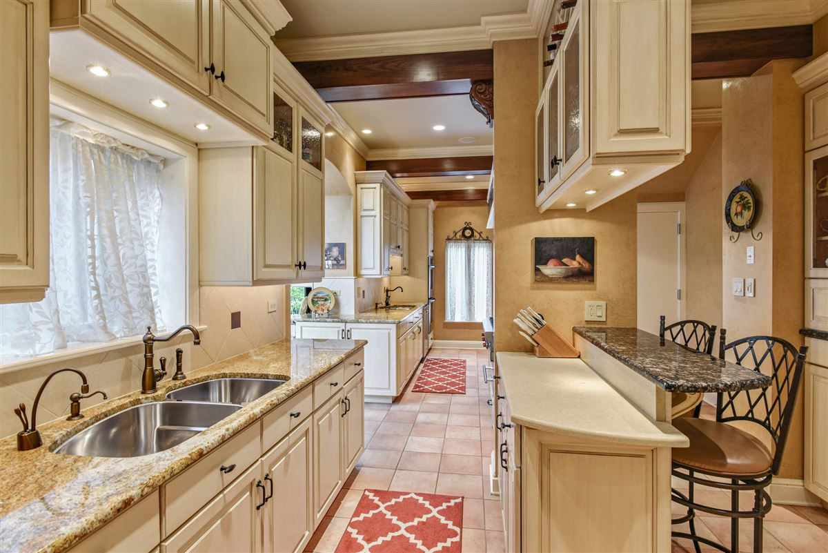 Luxury properties charming home offers the perfect layout