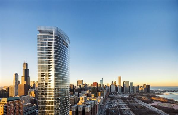 Brand New Luxury High Rise On Michigan Avenue
