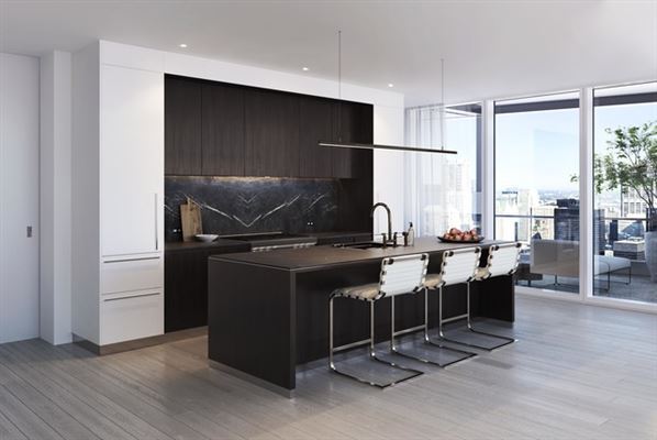 Luxury homes Brand new luxury high rise on Michigan Avenue
