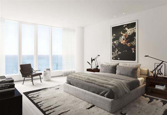 Luxury properties Brand new luxury high rise on Michigan Avenue