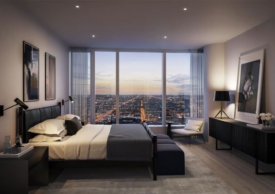 Brand new luxury high rise on Michigan Avenue luxury properties