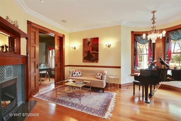 Luxury homes extensively renovated mansion