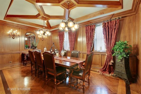 Luxury real estate extensively renovated mansion
