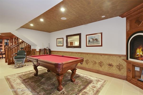 Luxury properties extensively renovated mansion