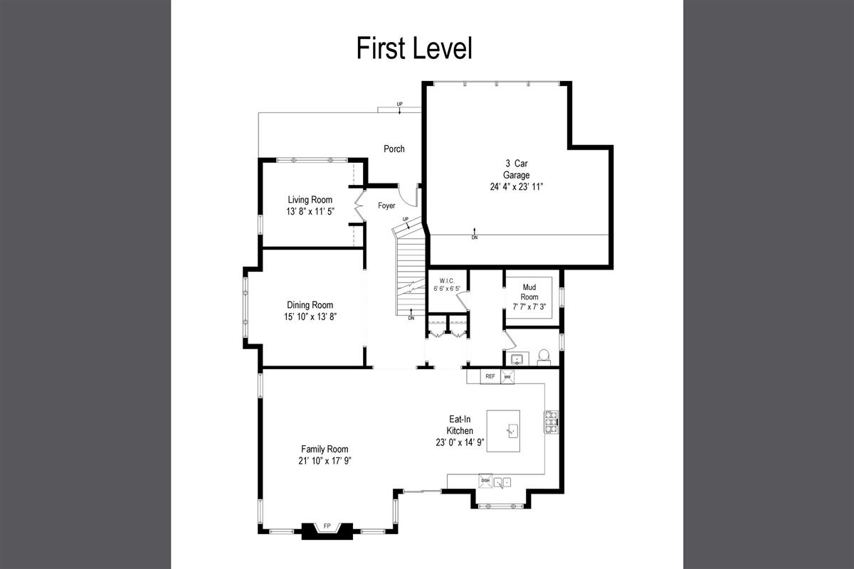 Mansions style and space