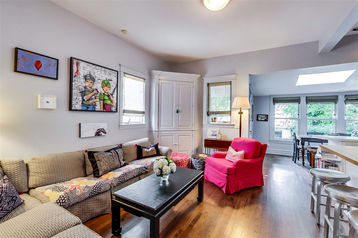 Luxury properties exceptional single family in prime Alcott district