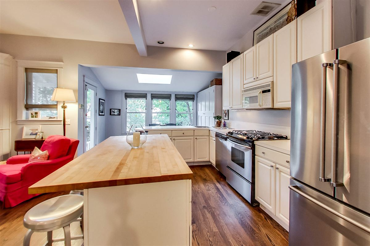 Luxury homes in exceptional single family in prime Alcott district