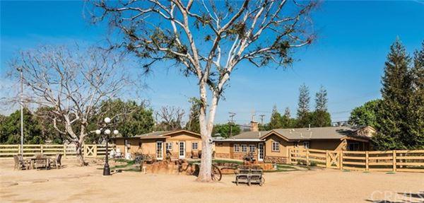 Dream Ranch In Prestigious Orange Park Acres California