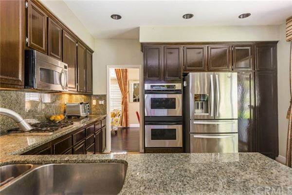 highly upgraded Aliso Viejo home luxury real estate