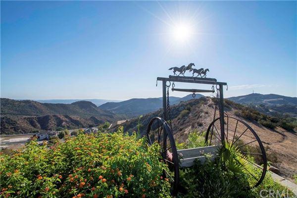 incredible property in Modjeska Canyon luxury real estate