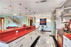 Luxury homes upgraded Waterfront Home in huntington beach