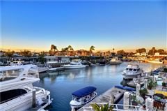 upgraded Waterfront Home in huntington beach luxury homes