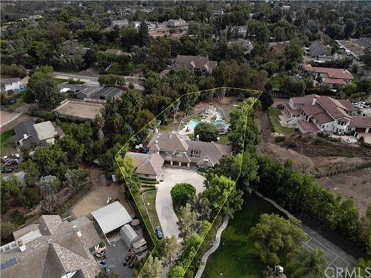 Orange Park Acres estate  luxury homes