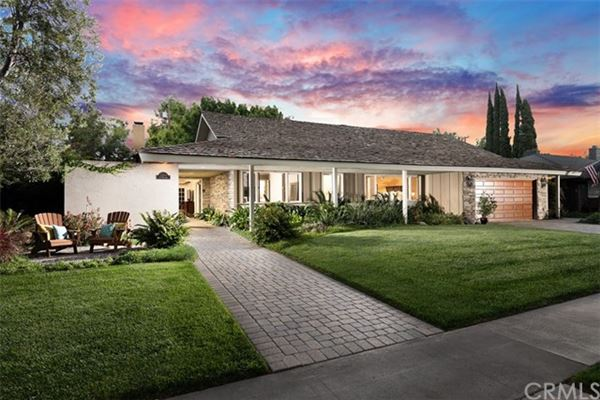 MASTERFUL RANCH WITH GUEST HOUSE IN WEST FLORAL PARK | California