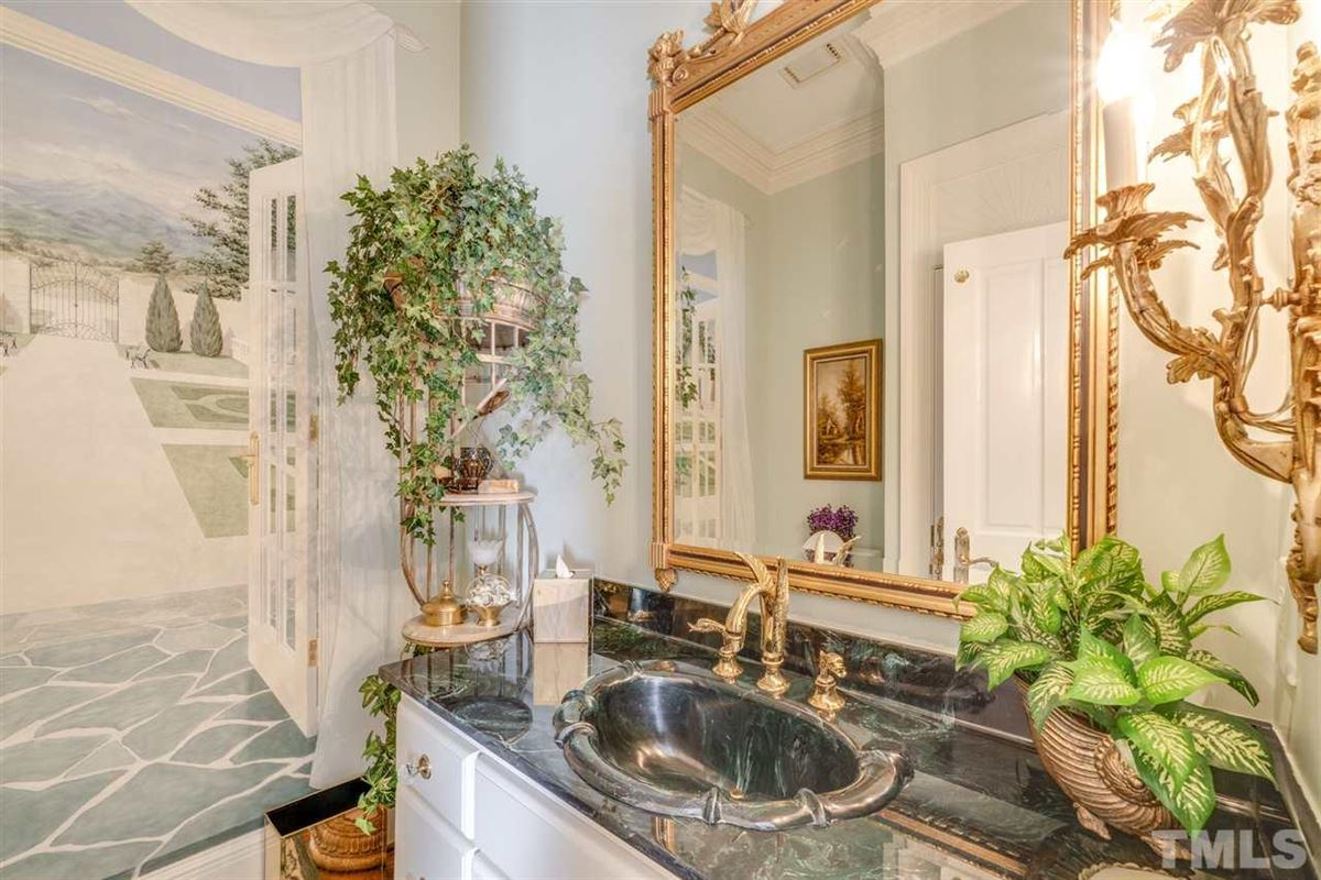 Luxury homes magnificent home in raleigh