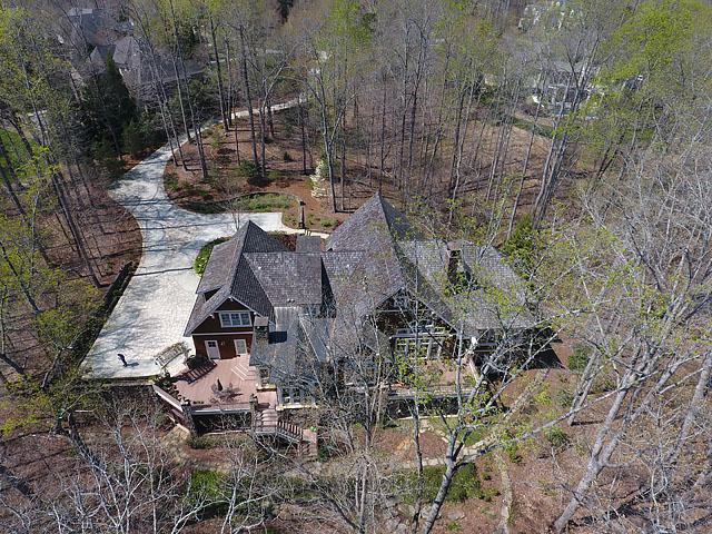 Luxury homes Private home nestled on nearly four acres