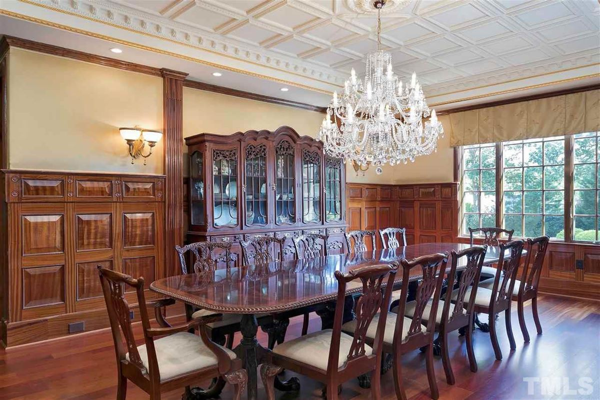 Luxury homes Magnificent Country French estate on MacGregor Downs golf course