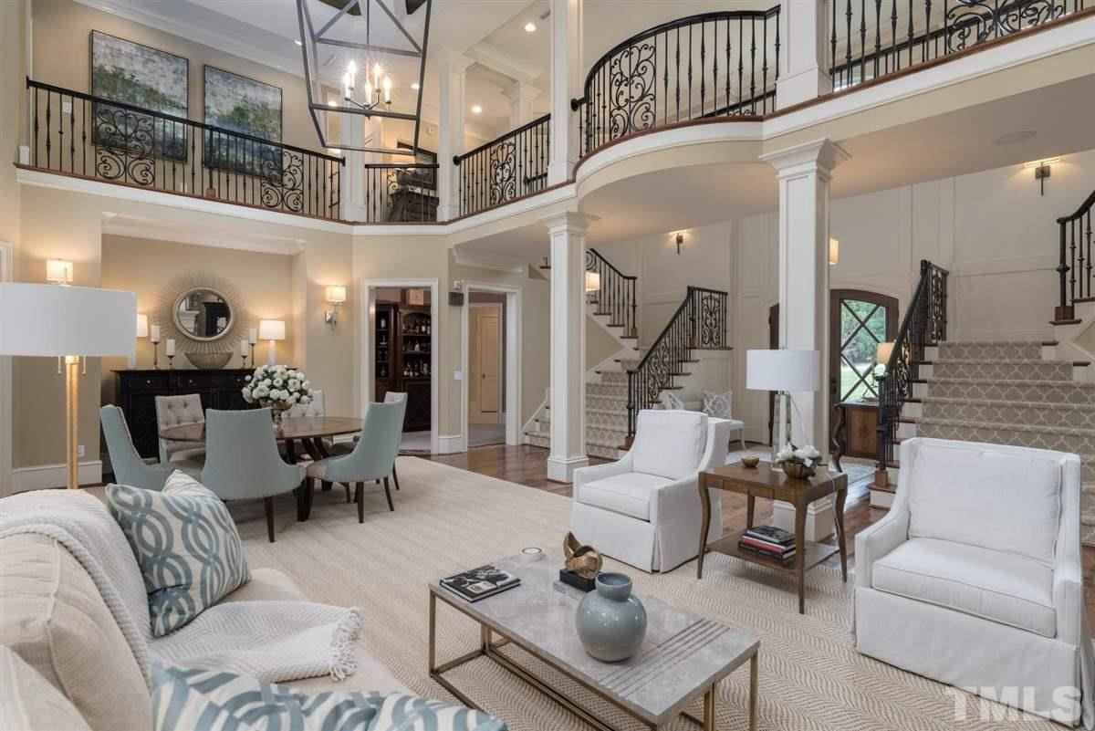 an  incredible estate  luxury homes