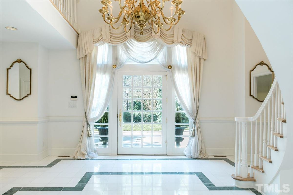 Luxury homes exquisite french country estate on gorgeous lot