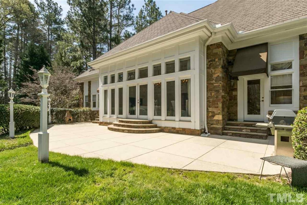 Luxury real estate exquisite french country estate on gorgeous lot