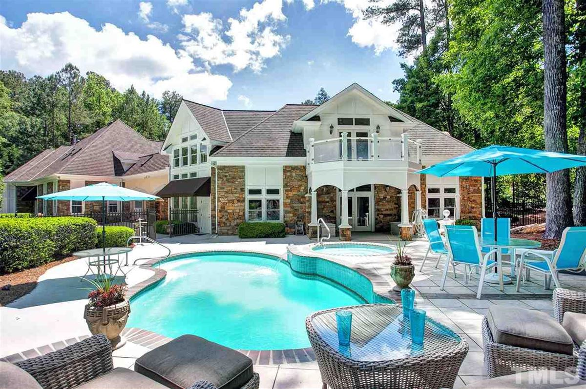Mansions exquisite french country estate on gorgeous lot