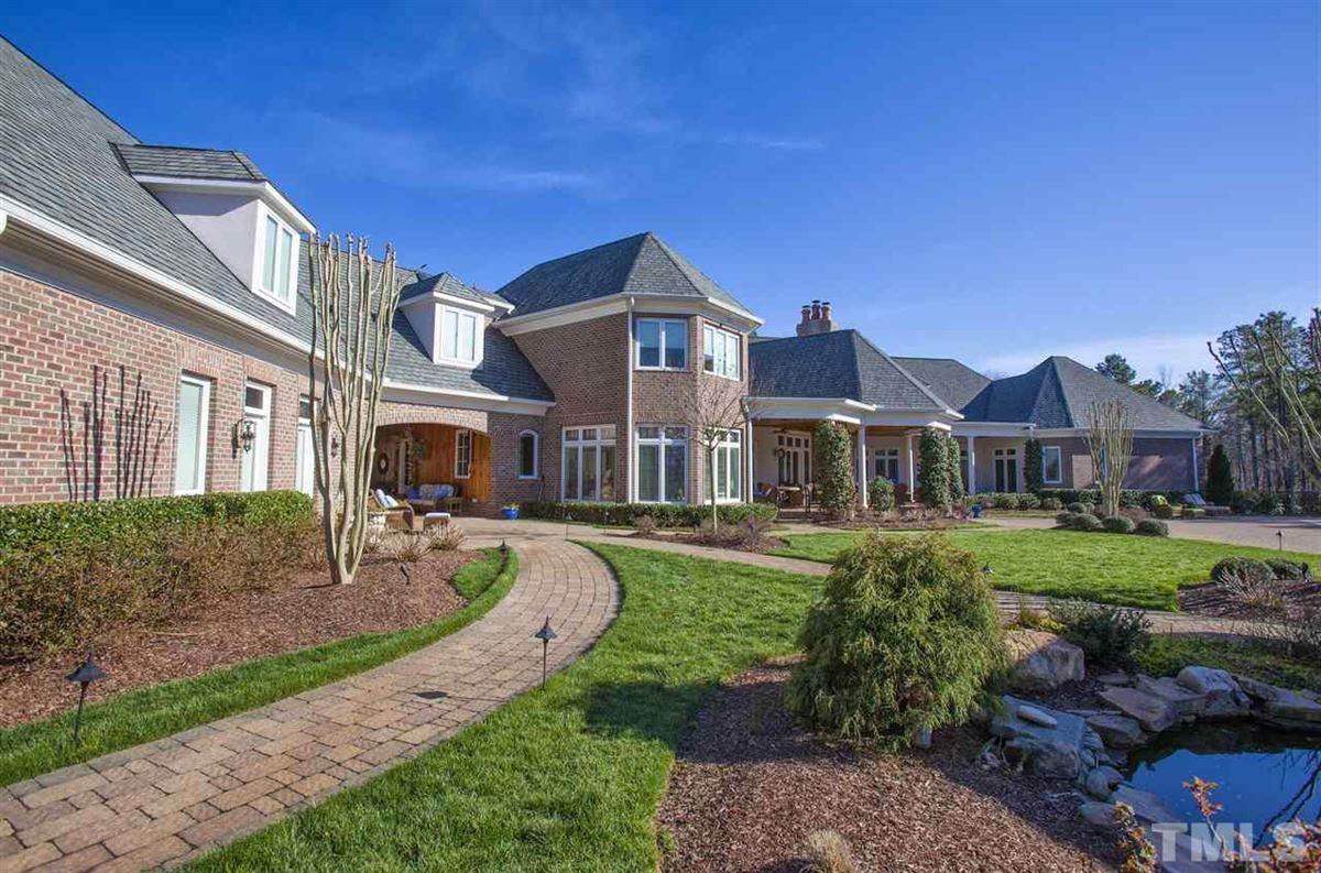 Luxury real estate Sprawling 31 acre estate home exceptionally appointed