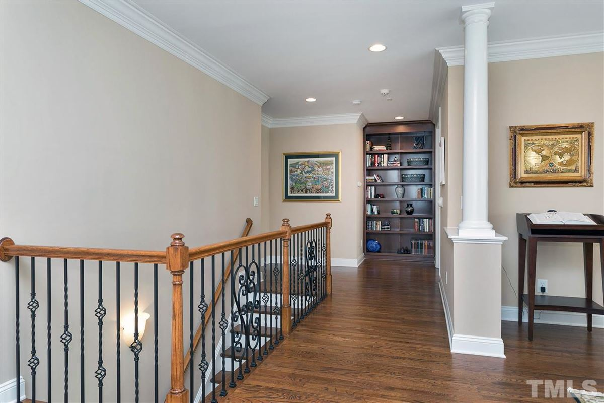 Luxury homes in Stately executive home in prime Cary location