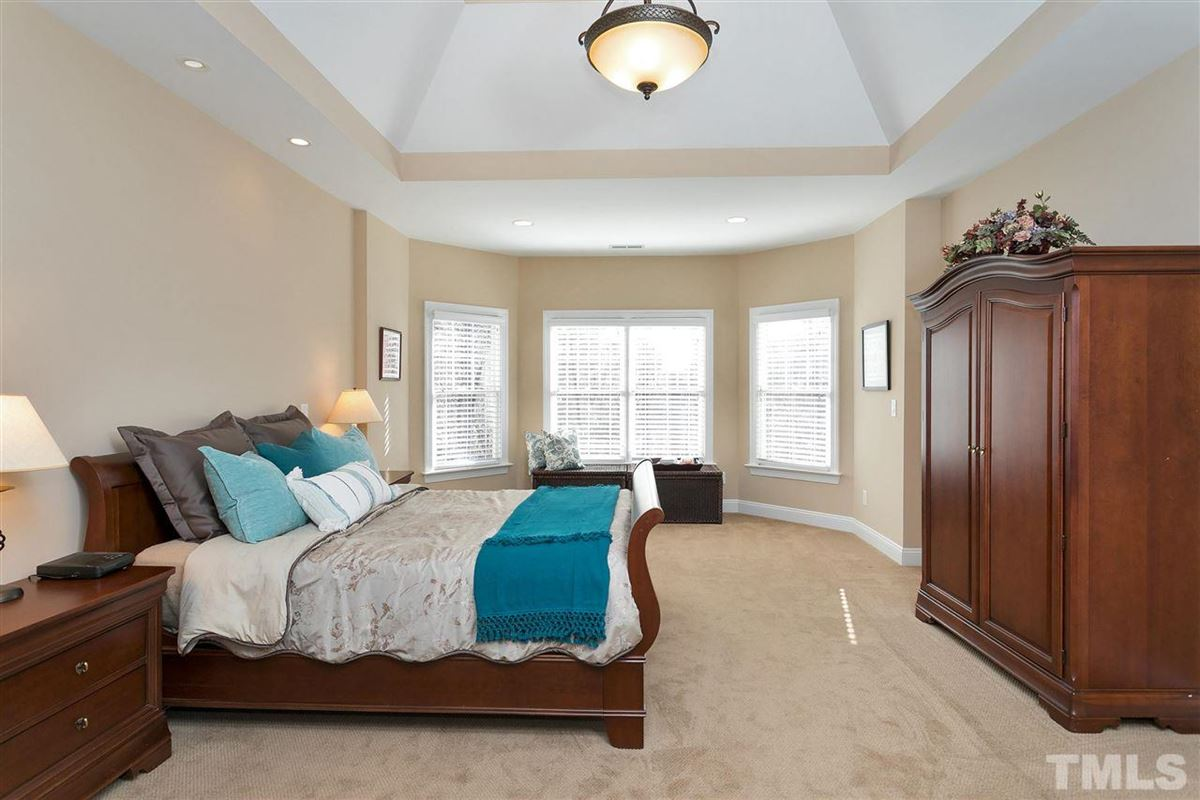Mansions in Stately executive home in prime Cary location