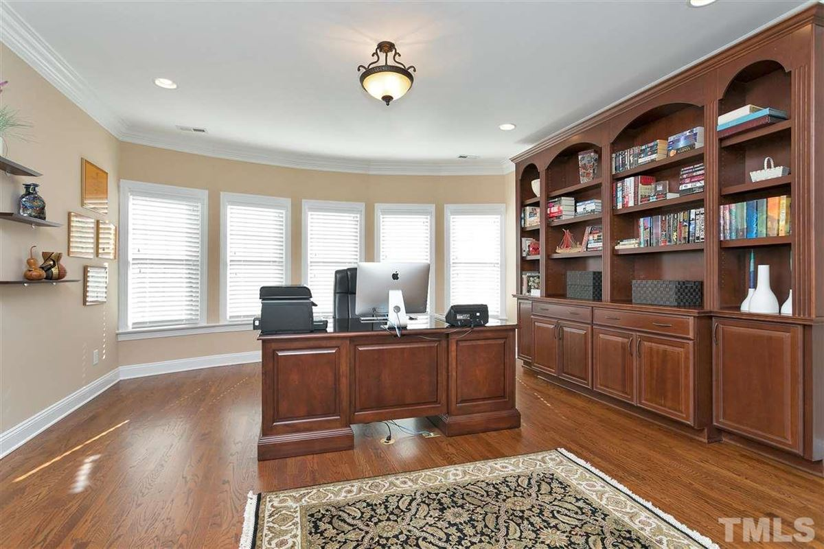 Luxury homes Stately executive home in prime Cary location