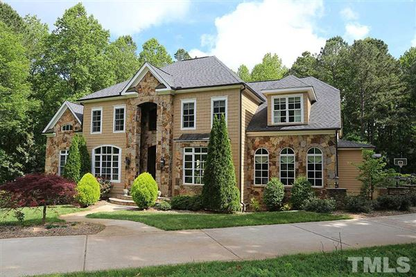 GATED COMMUNITY IN RALEIGH | North Carolina Luxury Homes | Mansions