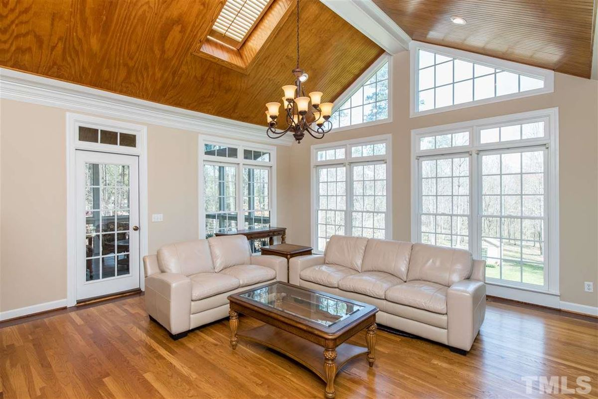 Luxury homes Spacious Custom Home with Vaulted Ceilings