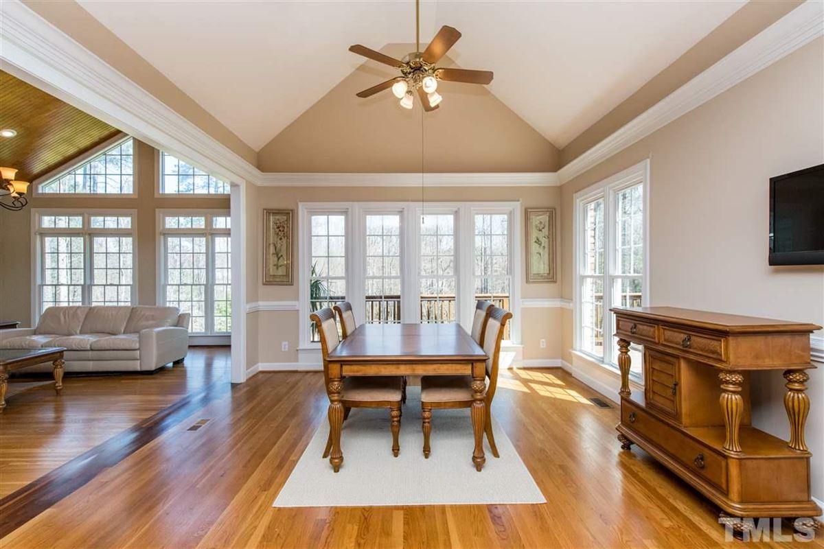 Luxury properties Spacious Custom Home with Vaulted Ceilings