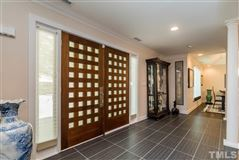 Luxury real estate the most prestigious location in Cary
