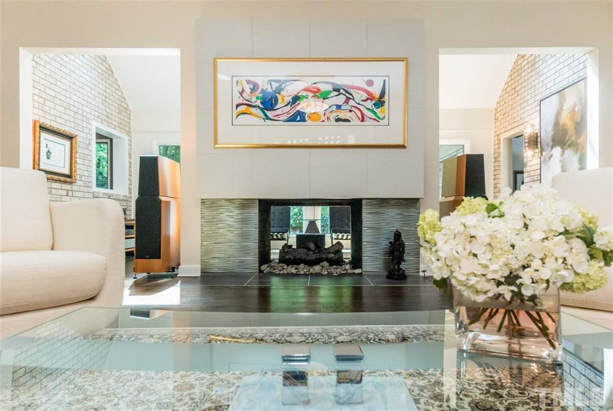 the most prestigious location in Cary luxury homes