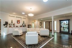Luxury properties the most prestigious location in Cary