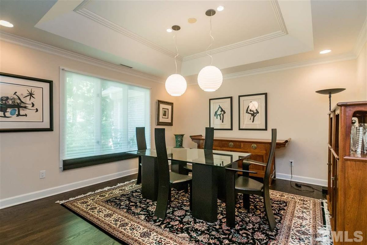 the most prestigious location in Cary luxury real estate