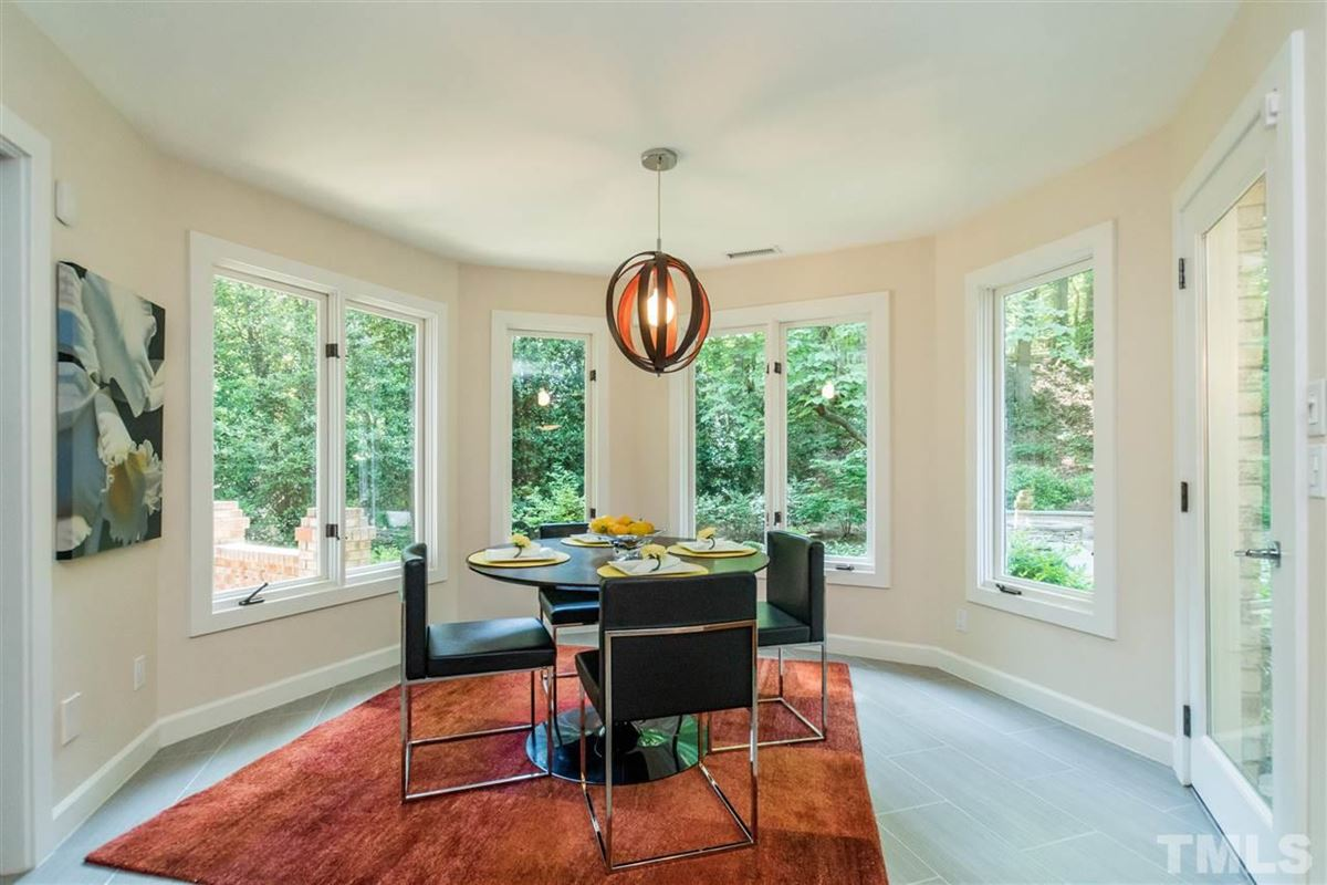 Luxury homes in the most prestigious location in Cary