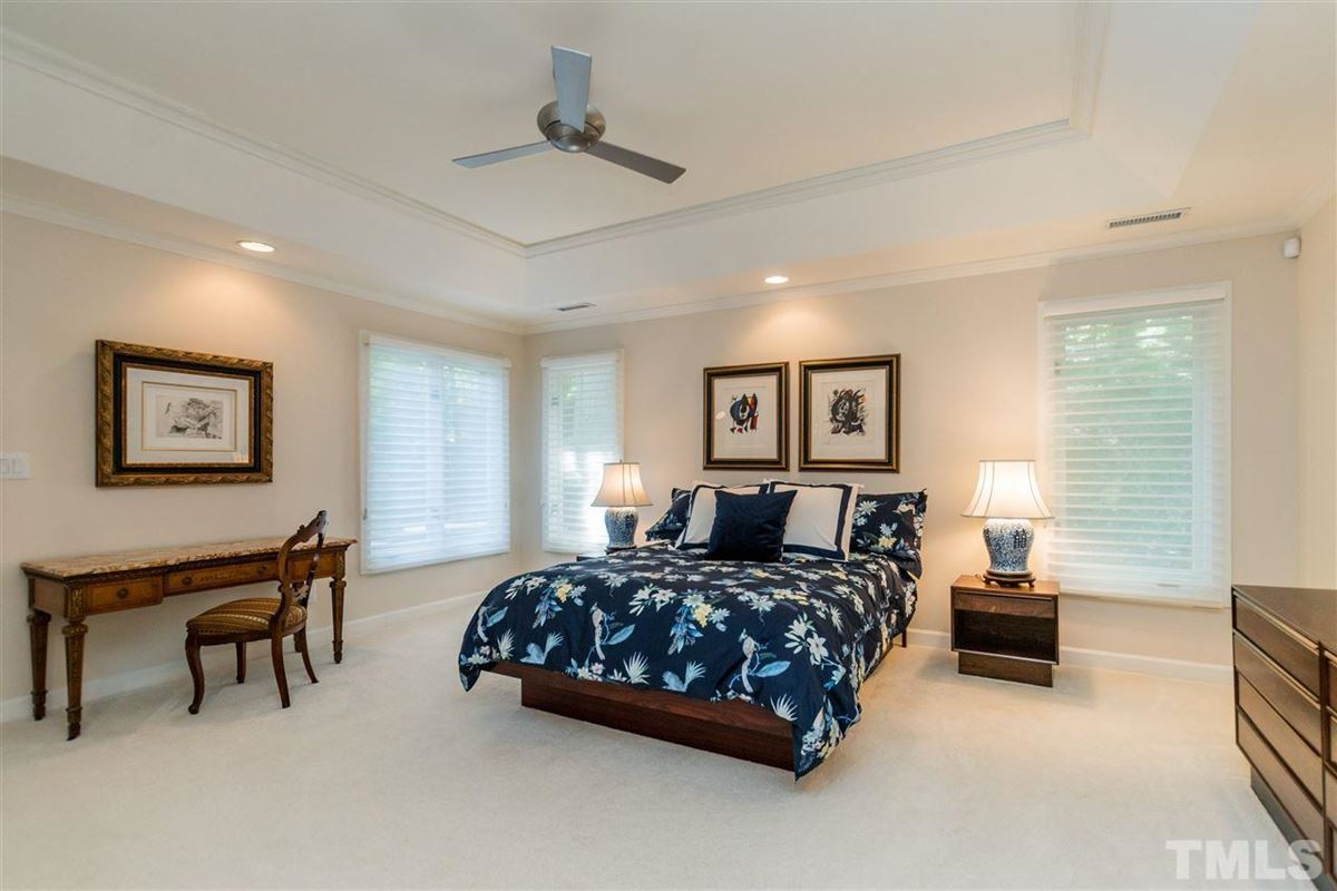 Luxury homes the most prestigious location in Cary