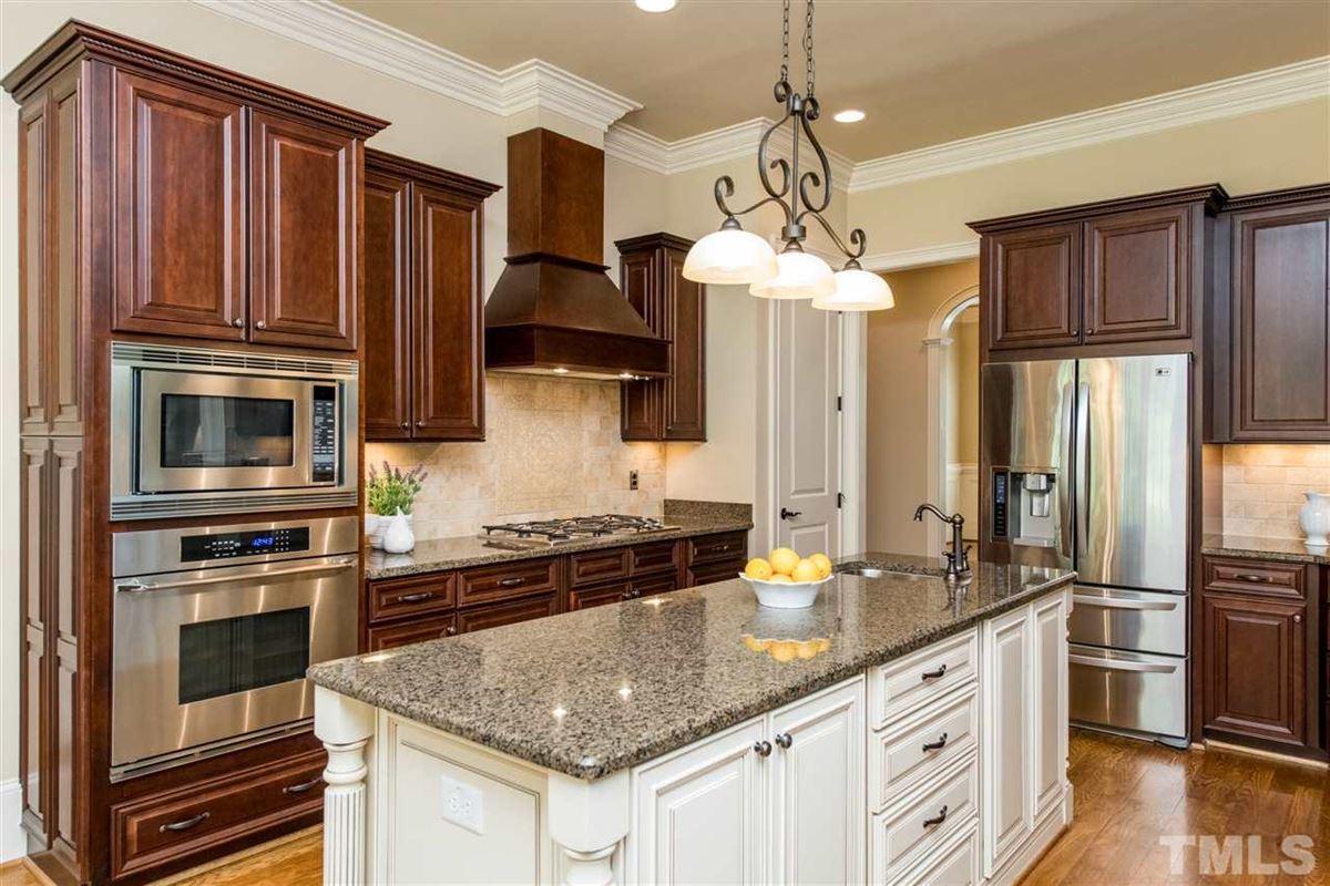 Luxury homes Elegant Custom Home in copperleaf