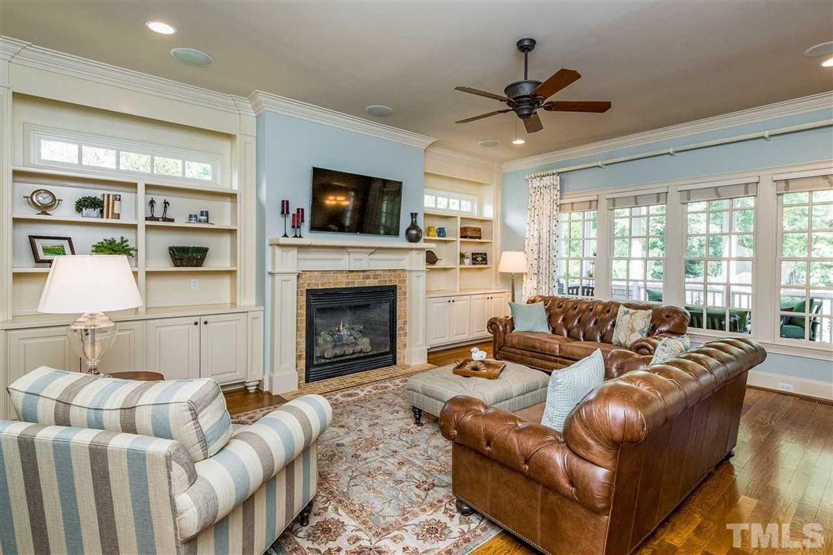 Luxury real estate Elegant Custom Home in copperleaf