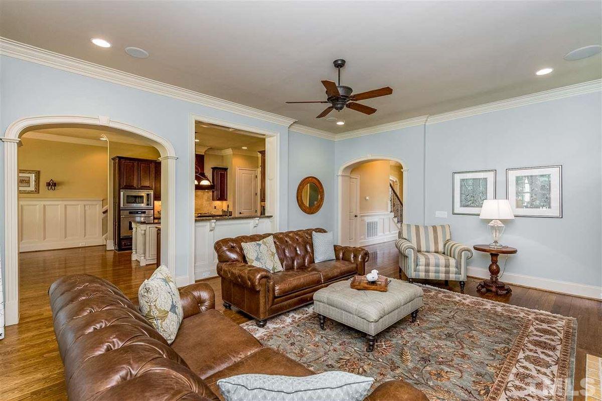 Elegant Custom Home in copperleaf luxury real estate