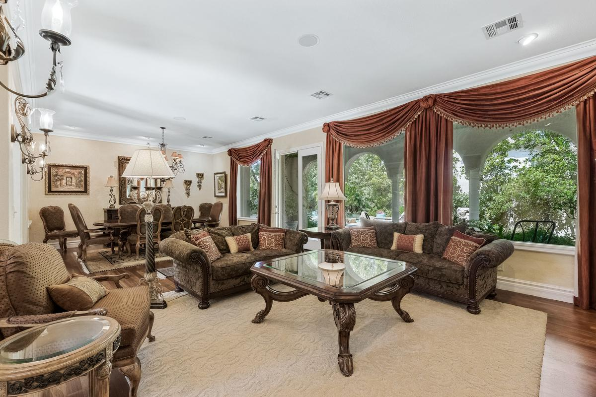Luxury properties Christopher Designed Home