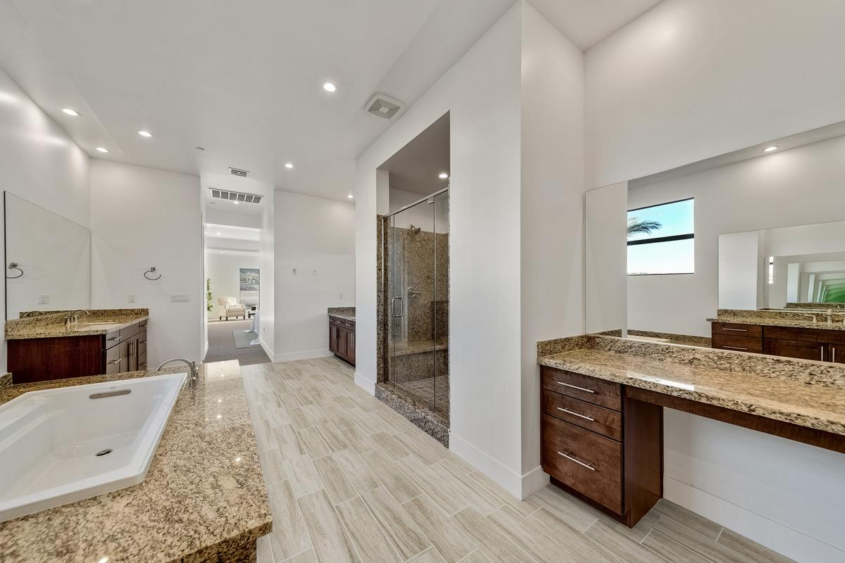 Waterfront Property in Lake Las Vegas luxury homes