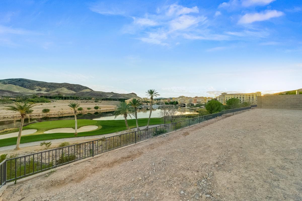 Luxury real estate Waterfront Property in Lake Las Vegas