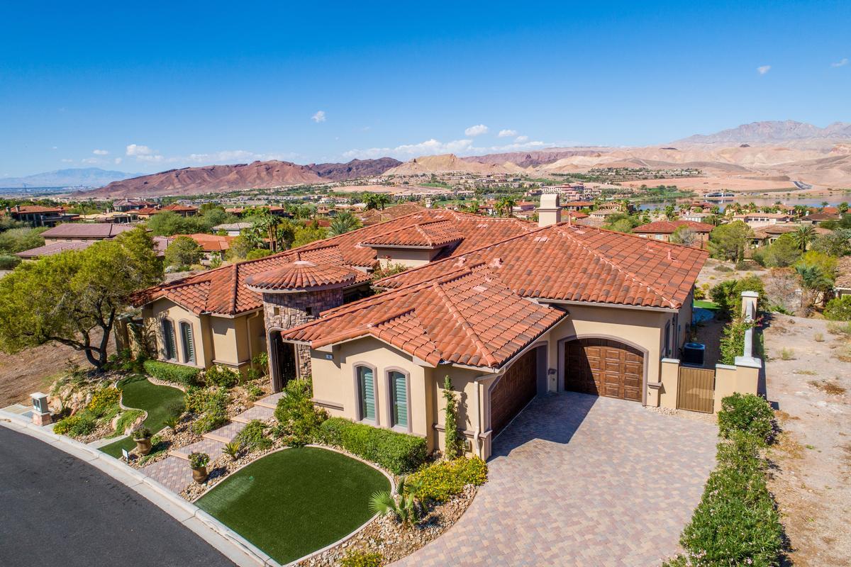 CUSTOM HOME IN LAKE LAS VEGAS | Nevada Luxury Homes | Mansions For ...